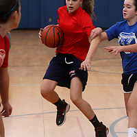 High School Students in  Chautauqua Couty New York playing sports