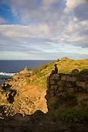Along the Honoapi'ilani Highway on West Maui's rugged North Shore