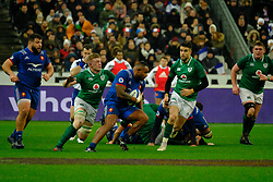 February 3, 2018 - Saint Denis, Seine Saint Denis, France - The Prop of French Team JEFFERSON POIROT in action during the NatWest Six Nations Rugby tournament between France and Ireland at the Stade de France - St Denis - France..Ireland Won 15-13 (Credit Image: © Pierre Stevenin via ZUMA Wire)