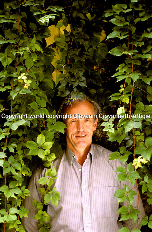 Colin Thubron<br />world copyright Giovanni Giovannetti/effigie / Writer Pictures<br /> <br /> NO ITALY, NO AGENCY SALES / Writer Pictures<br /> <br /> NO ITALY, NO AGENCY SALES