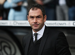 Derby County Manager Paul Clement before the match - Mandatory byline: Jack Phillips / JMP - 07966386802 - 21/11/2015 - FOOTBALL - The iPro Stadium - Derby, Derbyshire - Derby County v Cardiff City - Sky Bet Championship