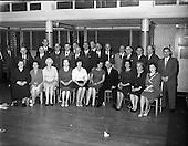 1961 - Group at Holmpatrick, Skerries.   B950.
