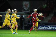 090414 Wales women v Ukraine women
