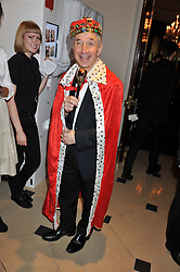 JAMES PELTEKIAN at Tatler's Jubilee Party in association with Thomas Pink held at The Ritz, Piccadilly, London on 2nd May 2012.