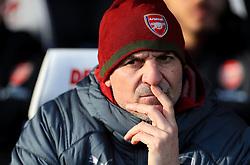 Arsenal First Team Head Coach Steve Bould