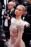 Hailey Clauson at the La Belle Epoque gala screening at the 72nd Cannes Film Festival Monday 20th May 2019, Cannes, France. Photo credit: Doreen Kennedy