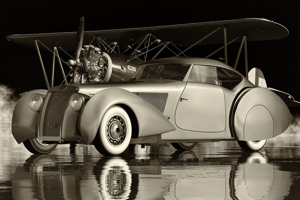 The Delage D8-120 Aerosport is one of the very few collectible classic cars that has been around for the past eight decades. It was originally built for France's Department of Economy. A young Paul Boucher was working in the department when he came up with the idea to create this luxurious vehicle. Boucher named it after his favorite sport, and the rest is automotive history.<br /> <br /> The Delage D8-120 Aerosport set the standards by which all other sports cars would be built for years to come. The Delage D8-120 Aerosport was considered to be such a superior automobile during its time that it was actually the first vehicle to be able to compete in the French Sport Car Championship. This is an important fact for any auto enthusiast to remember, because without competition the quality of automobiles would suffer greatly.<br /> <br /> The Delage D8-120 Aerosport was also noted for being able to go up and down mountain roads at speeds that are believed to be over fifty miles per hour. The automobile's transonic air suspension set is what made it capable of these amazingly fast speeds, and it featured what was at that time no other sport car had - a functioning wing. The wing allowed the driver to gain a sense of increased stability, as well as improved traction. In the end the Delage D8-120 Aerosport became Boucher's most prized possession, and he used it to pursue his passion for automotive design. The automobile is still roadworthy today and is being retained as a classic sports car by some very dedicated enthusiasts.