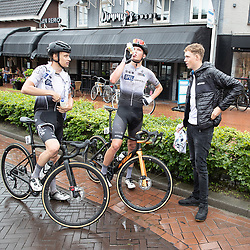 VELDHOVEN (NED) July 4 <br /> CYCLING <br /> The first race of the Schwalbe Topcompetition the Simac Omloop der Kempen<br /> Ian Spenkelink, Oscar an Wijk