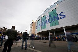 Stamford Bridge, the Home of the Champions - Mandatory by-line: Jason Brown/JMP - 15/05/2017 - FOOTBALL - Stamford Bridge - London, England - Chelsea v Watford - Premier League