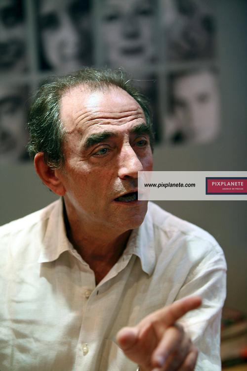 Salon du livre à Paris - Richard Bohringer - 18/3/2006 - JSB / PixPlanete