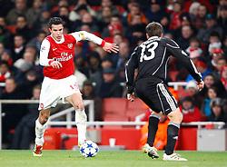 08.12.2010, Emirates Stdium, London, ENG, UEFA CL, FC Arsenal vs Partizan Belgrade, im Bild Robin van Persie