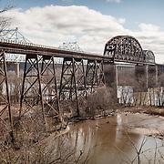 Hudson River Rail Crossing