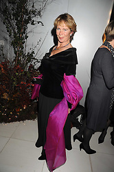 CELIA IMRIE at a reception before the launch of the English National Ballet Christmas season launch of The Nutcracker held at the St,Martins Lane Hotel, London on 5th December 2008.