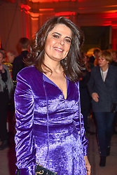 Daniella Helayel at the Mary Quant VIP Preview at The Victoria & Albert Museum, London, England. 03 April 2019. <br /> <br /> ***For fees please contact us prior to publication***