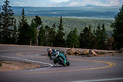 Pikes Peak International Hill Climb 2014: Pikes Peak, Colorado. 787