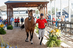 Guerdat Steve, SUI, Bianca<br /> World Equestrian Games - Tryon 2018<br /> © Hippo Foto - Sharon Vandeput<br /> 17/09/2018