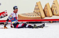 02.03.2019, Seefeld, AUT, FIS Weltmeisterschaften Ski Nordisch, Seefeld 2019, Nordische Kombination, Langlauf, Team Bewerb 4x5 km, im Bild Bernhard Gruber (AUT) // Bernhard Gruber of Austria during the Cross Country Team competition 4x5 km of Nordic Combined for the FIS Nordic Ski World Championships 2019. Seefeld, Austria on 2019/03/02. EXPA Pictures © 2019, PhotoCredit: EXPA/ Stefanie Oberhauser