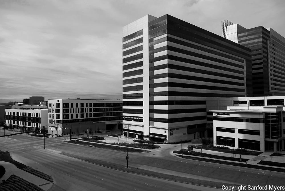 Carter-Haston's Anthem Cityline residential apartments in Richardson, TX.