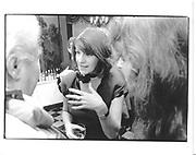 Josephine Hart, Book party at Frankfurt Book Fair 1991© Copyright Photograph by Dafydd Jones 66 Stockwell Park Rd. London SW9 0DA Tel 020 7733 0108 www.dafjones.com