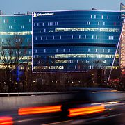 Children's Mercy Hospital new administration building, 2021