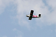 Nederland, 10-7-2014De grootste nog vliegende dubbeldekker vliegtuig ter wereld, de Antonov 2 ColtFOTO: FLIP FRANSSEN/ HOLLANDSE HOOGTE