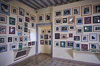 France, Yonne (89), La Puisaye, Saint-Sauveur-en-Puisaye, le musée Colette // Europe, France, Burgundy, Yonne, Saint Sauveur en Puisaye, Colette museum