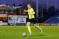 Mark Kitching. Stockport County FC 1-2 Notts County FC. Buildbase FA Trophy. 16.1.21