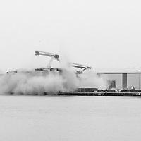 Birkenhead Docks