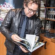 NLD/Amsterdam/20160606 - Boekpresentatie Foodtalk van Kim Feenstra, Marco Borsato