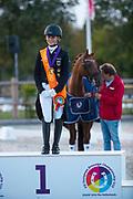 Jil Marielle Becks - Damon's Satelite<br /> FEI European Championships 2018<br /> © DigiShots