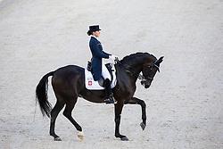 Beata Stremler, (POL), Rubicon D - Grand Prix Team Competition Dressage - Alltech FEI World Equestrian Games™ 2014 - Normandy, France.<br /> © Hippo Foto Team - Leanjo de Koster<br /> 25/06/14