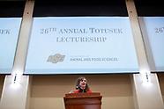 Totusek Lectureship 2019