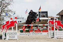 07, Springprfg. Kl. S* -Fundis-Tour, Ehlersdorf, Reitanlage Jörg Naeve, 29.04. - 02.05.2021,, Franziska Bunte (GER), Chepetta 2,