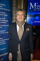 Alan Boublil at the Les Miserables Gala Press Night at the Sondheim Theatre in London's West End.