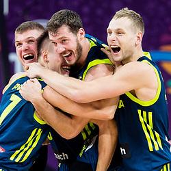 20170914: TUR, Basketball - FIBA EuroBasket 2017, Day 15