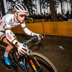26-12-2019: Cycling: CX Worldcup: Heusden-Zolder: Marcel Meisen pictured in action