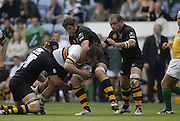 Leicester, Great Britain,  during the Heineken Cup Semi Final, Northampton Saints vs London Wasps, played at the Ricoh Stadium, on Sun 22.04.2007. [Photo Peter Spurrier/Intersport Images]Leicester, Great Britain,  during the Heineken Cup Semi Final, Northampton Saints vs London Wasps, played at the Ricoh Stadium, on Sun 22.04.2007. [Photo Peter Spurrier/Intersport Images]Leicester, Great Britain,  during the Heineken Cup Semi Final, Northampton Saints vs London Wasps, played at the Ricoh Stadium, on Sun 22.04.2007. [Photo Peter Spurrier/Intersport Images]