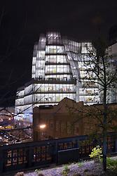 IAC HQ. New York City. Frank Gehry Architect.
