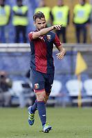 esultanza gol Panagiotis Tachtsidis Genoa Goal celebration 1-1 <br /> Genova 02-05-2016 Football Calcio Serie A 2015/2016  Genoa - AS Roma foto Image Sport/Insidefoto