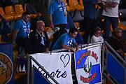 tifosi cremona<br /> Virtus Segafredo Bologna - Vanoli Cremona<br /> Legabasket Serie A 2017/18<br /> Paladozza, 03/12/2017<br /> Foto M.Brondi / Ciamillo-Castoria