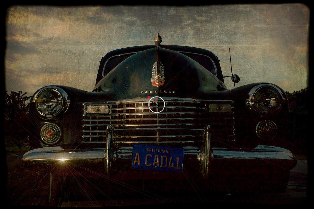 Caddy 1941, Cadillac