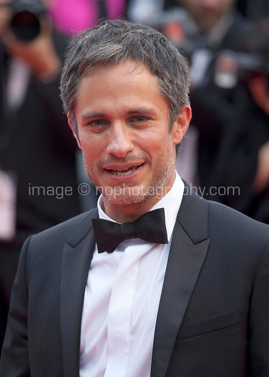 Actor Gael García Bernal at the It Must Be Heaven gala screening at the 72nd Cannes Film Festival Friday 24th May 2019, Cannes, France. Photo credit: Doreen Kennedy