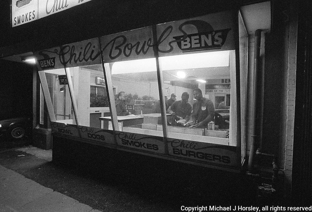 1213 U Street NW Washington DC, 1986