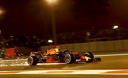 November 24, 2018 - Abu Dhabi, United Arab Emirates - Motorsports: FIA Formula One World Championship 2018, Grand Prix of Abu Dhabi, World Championship;2018;Grand Prix;Abu Dhabi, #33 Max Verstappen (NDL, Red Bull Racing) (Credit Image: © Hoch Zwei via ZUMA Wire)