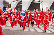 Tokyo Great Santa Run, 12/22/19