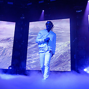 SILVER SPRING, MD - February 29th, 2016 - Atlanta rapper Future performs at the Fillmore Silver Spring in Silver Spring, MD.  Earlier this month Future released his fourth studio album, Evol, which debuted at #1 on the Billboard 200 album charts. It was his third successive #1 album.  (Photo by Kyle Gustafson / For The Washington Post)