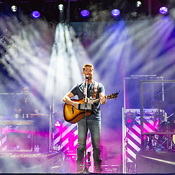 June 20, 2018 - Oshkosh, Wisconsin, U.S - Country musician JOSH TURNER during Country USA Music Festival at Ford Festival Park in Oshkosh, Wisconsin (Credit Image: © Daniel DeSlover via ZUMA Wire)