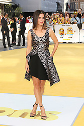 © London News Pictures. Sandra Bullock, Minions - World Film Premiere, Leicester Square, London UK, 11 June 2015, Photo by Richard Goldschmidt/LNP