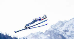 31.12.2013, Olympiaschanze, Garmisch Partenkirchen, GER, FIS Ski Sprung Weltcup, 62. Vierschanzentournee, Qualifikation, im Bild Thomas Diethart (AUT) // Thomas Diethart (AUT) during qualification Jump of 62nd Four Hills Tournament of FIS Ski Jumping World Cup at the Olympiaschanze, Garmisch Partenkirchen, Germany on 2013/12/31. EXPA Pictures © 2014, PhotoCredit: EXPA/ JFK