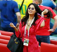 Fans in the tribune<br /> Moscow 27-06-2018 Football FIFA World Cup Russia  2018 <br /> Serbia - Brazil / Serbia - Brasile<br /> Foto Matteo Ciambelli/Insidefoto